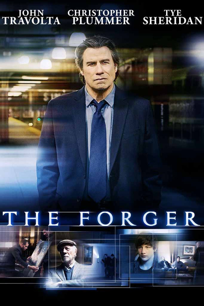 The Forger [Vudu HD]