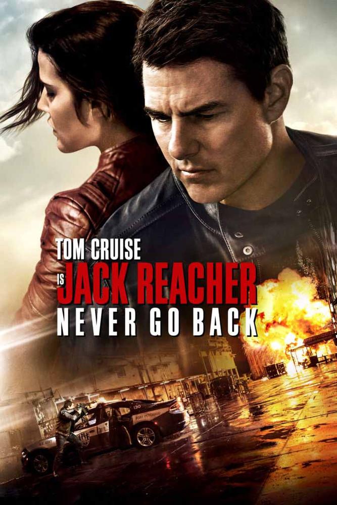 Jack Reacher: Never Go Back [Vudu 4K]