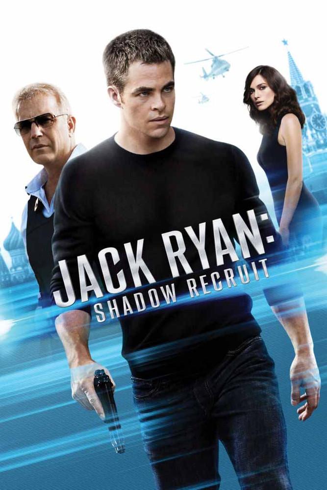 Jack Ryan: Shadow Recruit [iTunes 4K]