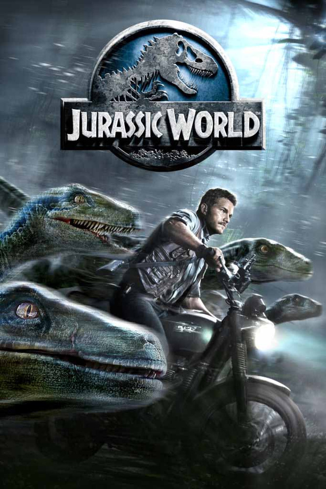 Jurassic World [iTunes 4K]