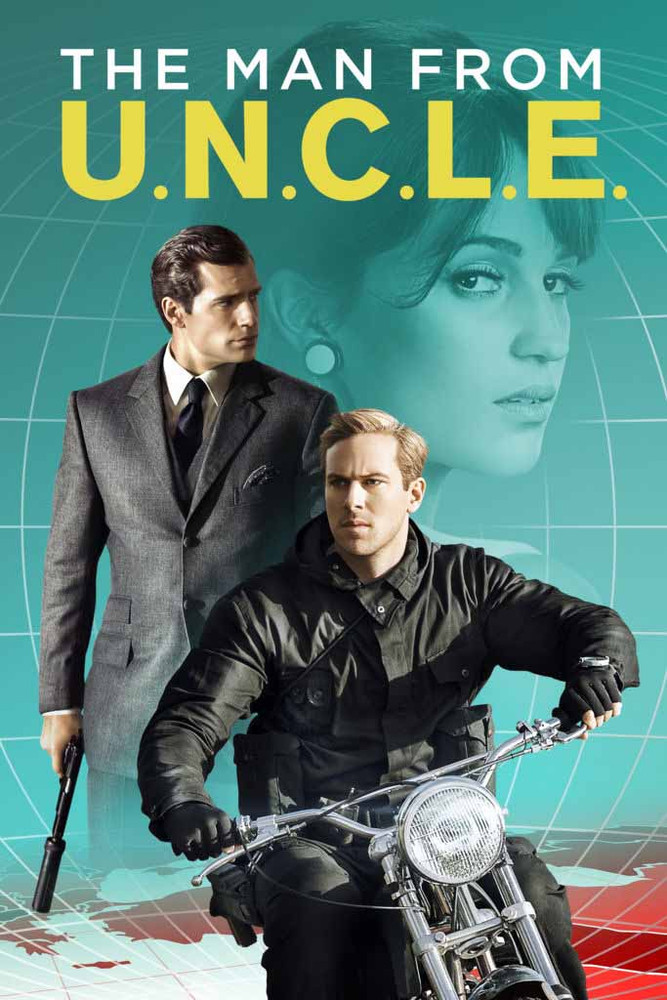 The Man from U.N.C.L.E [UltraViolet HD or iTunes via Movies Anywhere]