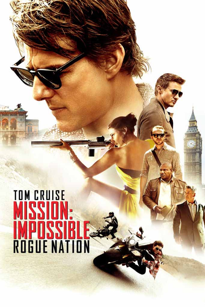Mission Impossible: Rogue Nation [iTunes 4K]