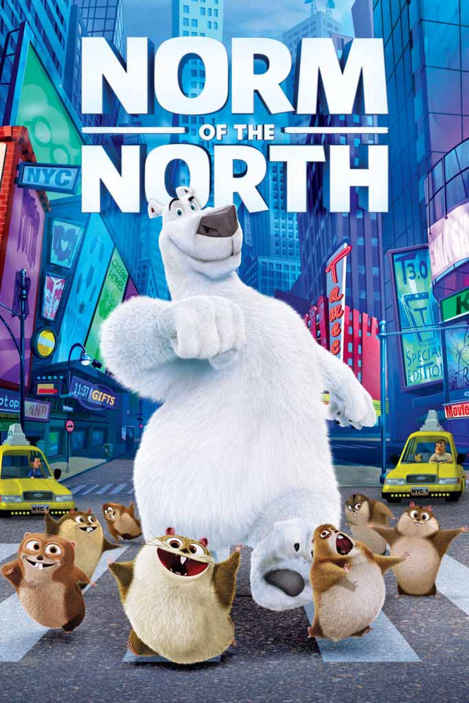 Norm of the North [Vudu HD]