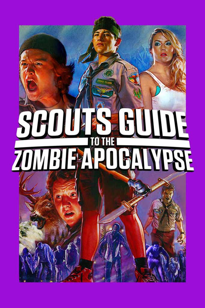 Scouts Guide to the Zombie Apocalypse [Vudu HD or Movies Anywhere HD via Vudu]