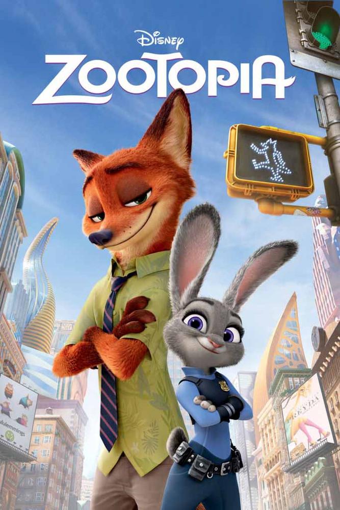Zootopia [Movies Anywhere HD, Vudu HD or iTunes HD via Movies Anywhere]