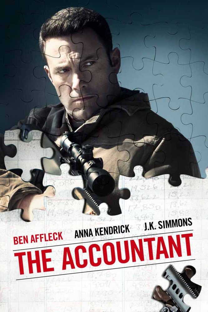 The Accountant [Vudu 4K or iTunes 4K via Movies Anywhere]