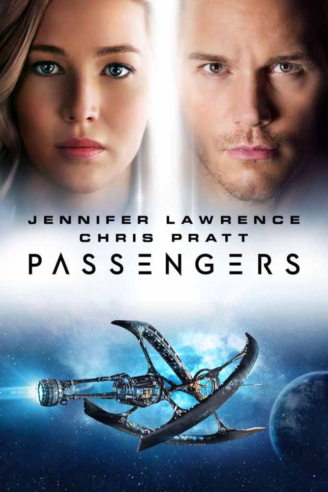 Passengers [Vudu 4K or iTunes 4K via Movies Anywhere]