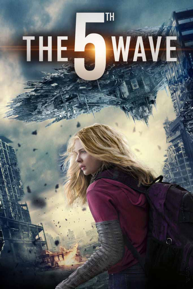 The 5th Wave [Movies Anywhere HD, Vudu HD or iTunes HD via Movies Anywhere]