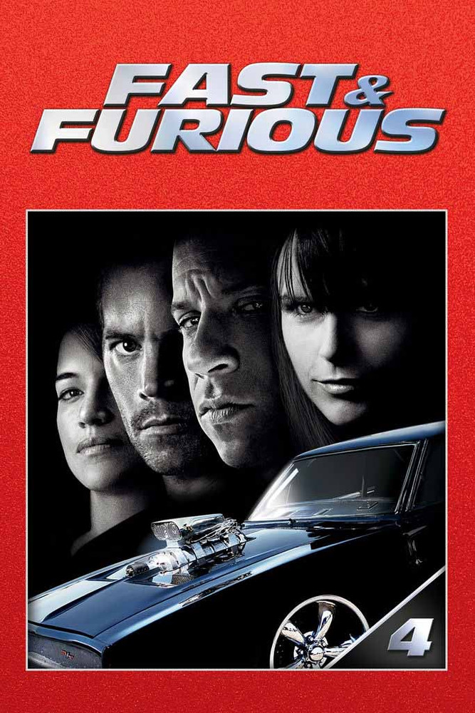 Fast And Furious [Vudu HD or Movies Anywhere HD via Vudu]