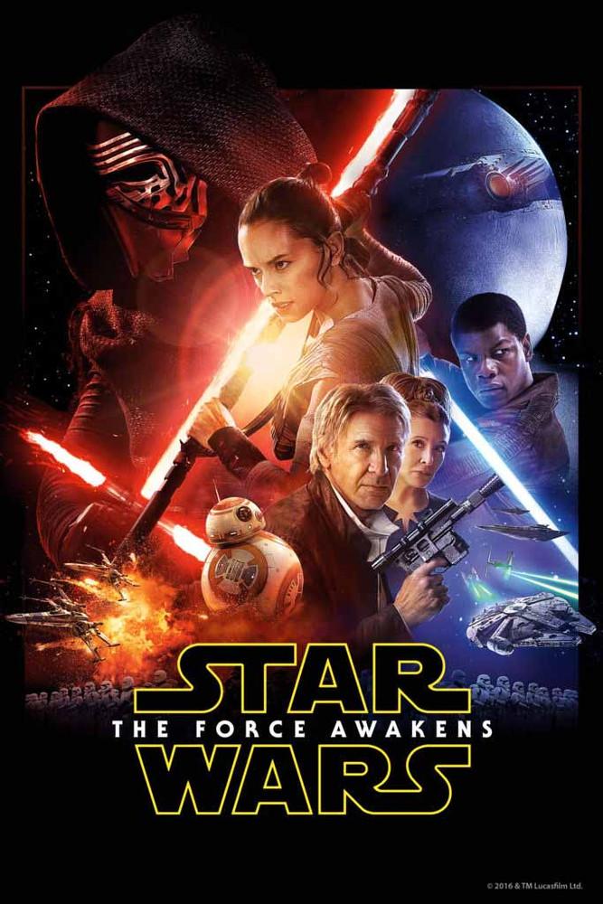 Star Wars: The Force Awakens [Movies Anywhere HD, Vudu HD or iTunes HD via Movies Anywhere]