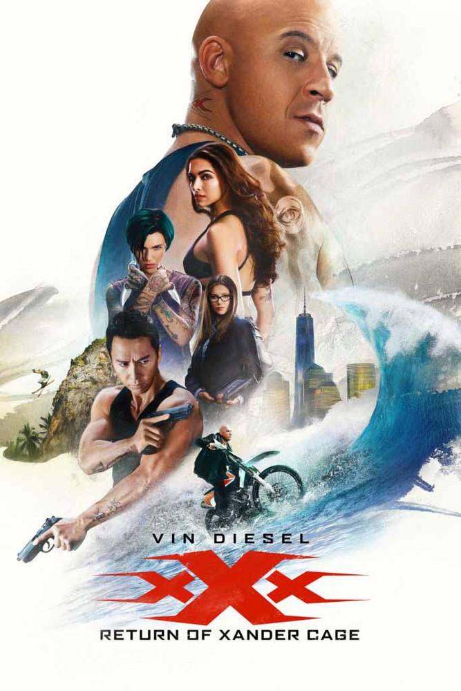 xXx: Return of Xander Cage [Vudu HD]