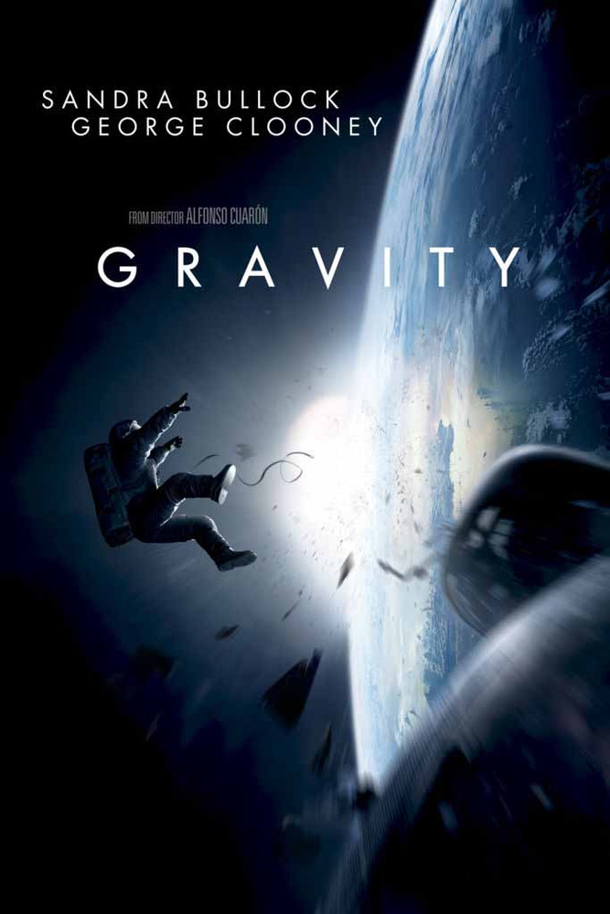 Gravity [Movies Anywhere HD, Vudu HD or iTunes HD via Movies Anywhere]