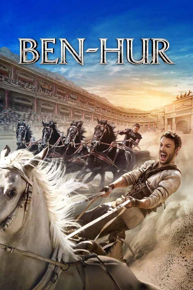 Ben Hur (2016) [iTunes 4K]
