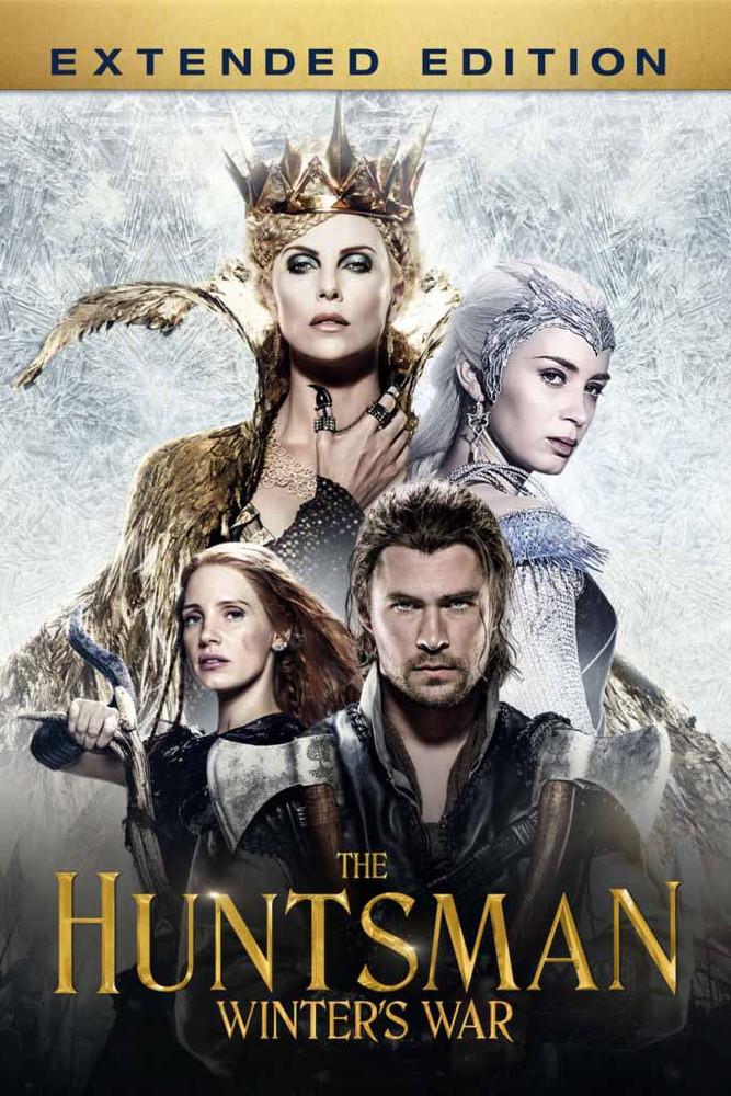 The Huntsman Winter's War EXTENDED EDITION [Vudu HD or Movies Anywhere HD  via Vudu]