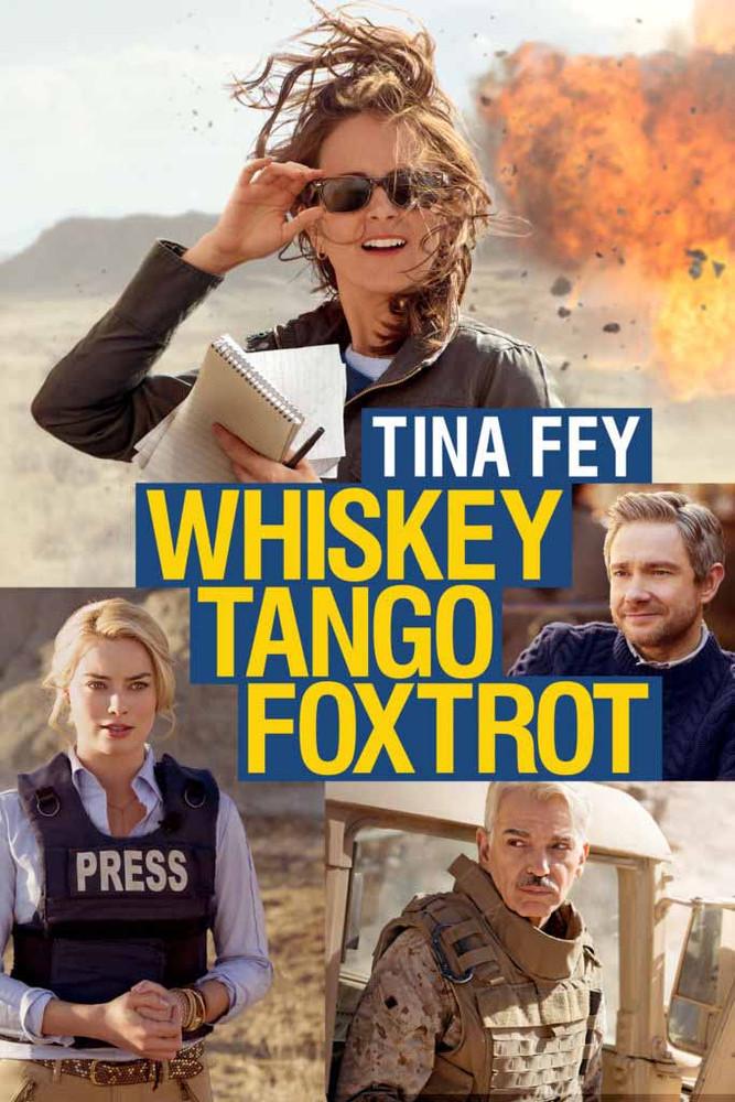 Whiskey Tango Foxtrot [Vudu HD]