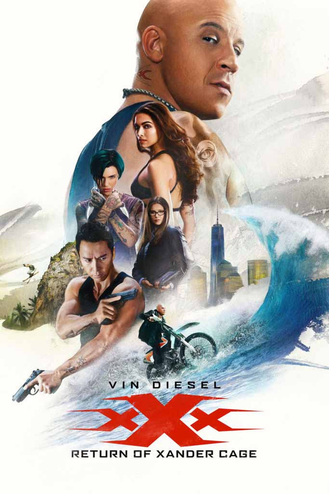 xXx:  Return Of Xander Cage [Vudu 4K]
