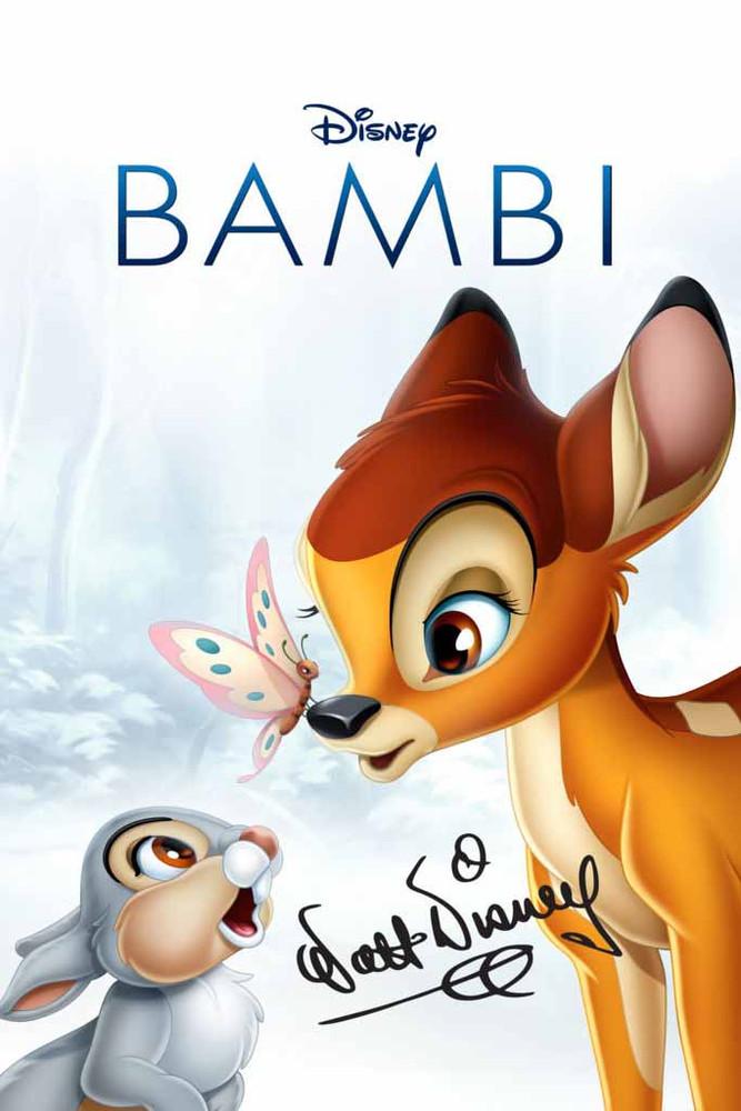 Bambi [Movies Anywhere HD, Vudu HD or iTunes HD via Movies Anywhere]