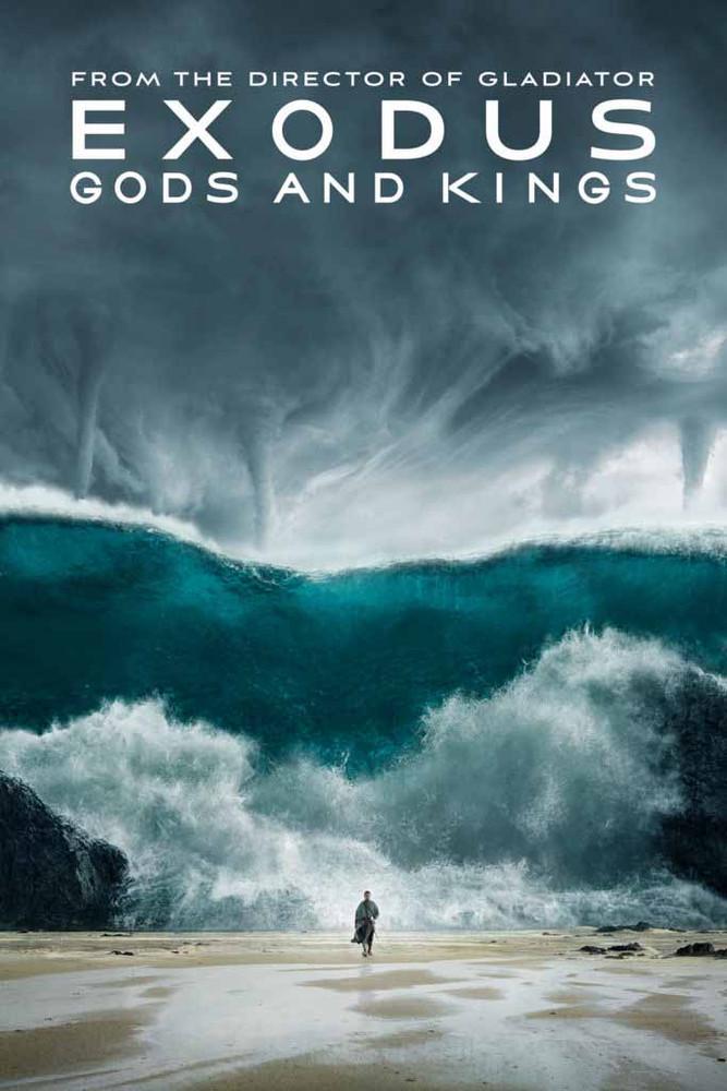 Exodus: Gods And Kings [Movies Anywhere HD, Vudu HD or iTunes HD via Movies Anywhere]