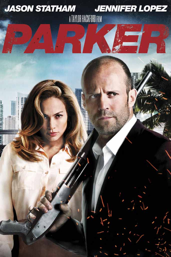 Parker [Movies Anywhere HD, Vudu HD or iTunes HD via Movies Anywhere]