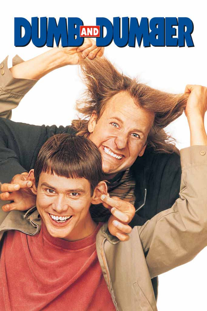 Dumb And Dumber Unrated [Movies Anywhere HD, Vudu HD or iTunes HD via Movies Anywhere]