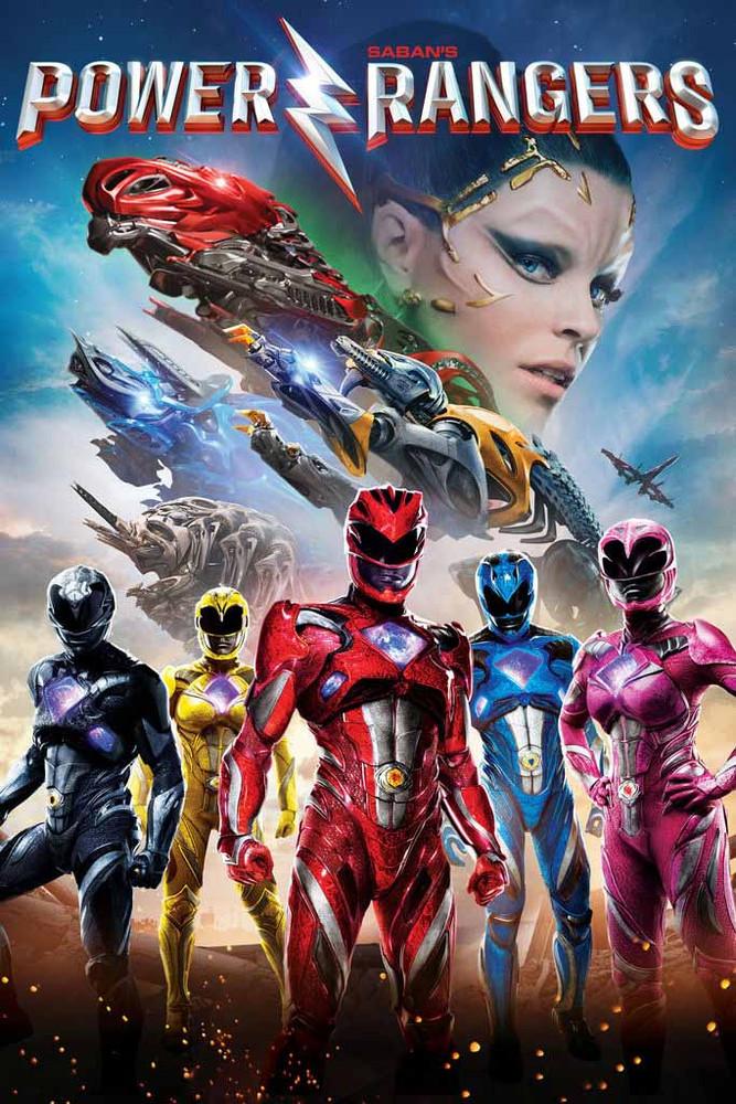 Power Rangers [Vudu HD]
