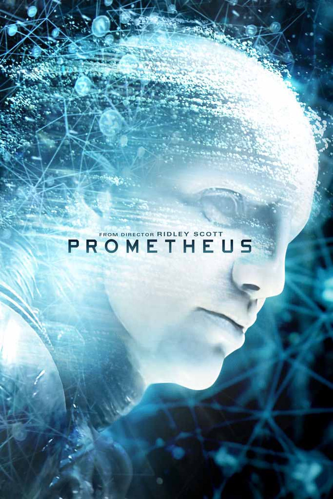 Prometheus [Movies Anywhere HD, Vudu HD or iTunes HD via Movies Anywhere]