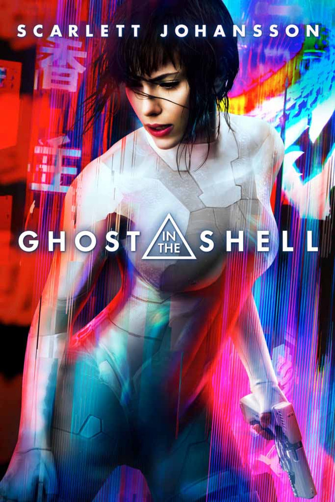Ghost In The Shell [UltraViolet HD]