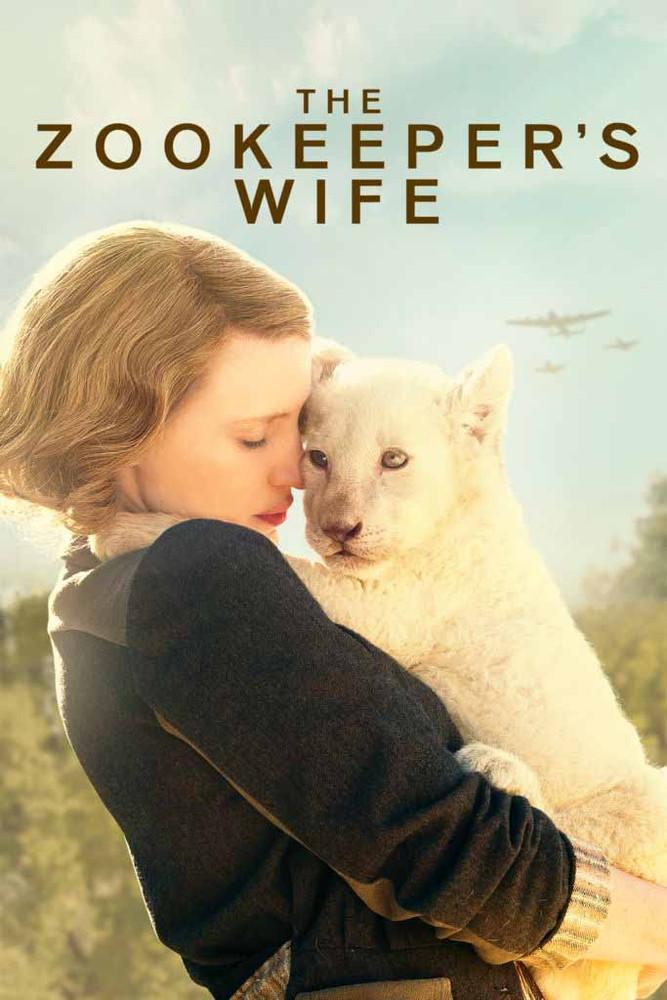 The Zookeeper's Wife [Vudu HD or Movies Anywhere HD  via Vudu]