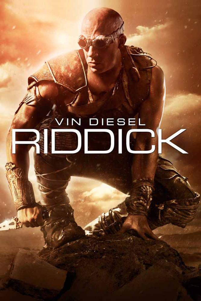 Riddick [Vudu HD] UNRATED