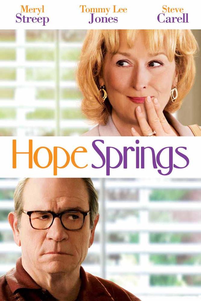 Hope Springs [Movies Anywhere SD, Vudu SD or iTunes SD via Movies Anywhere]