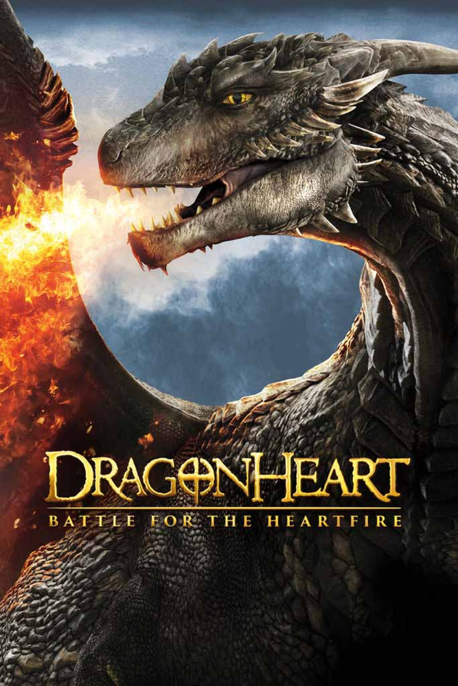 Dragonheart: Battle For The Heartfire [Vudu HD or Movies Anywhere HD  via Vudu]
