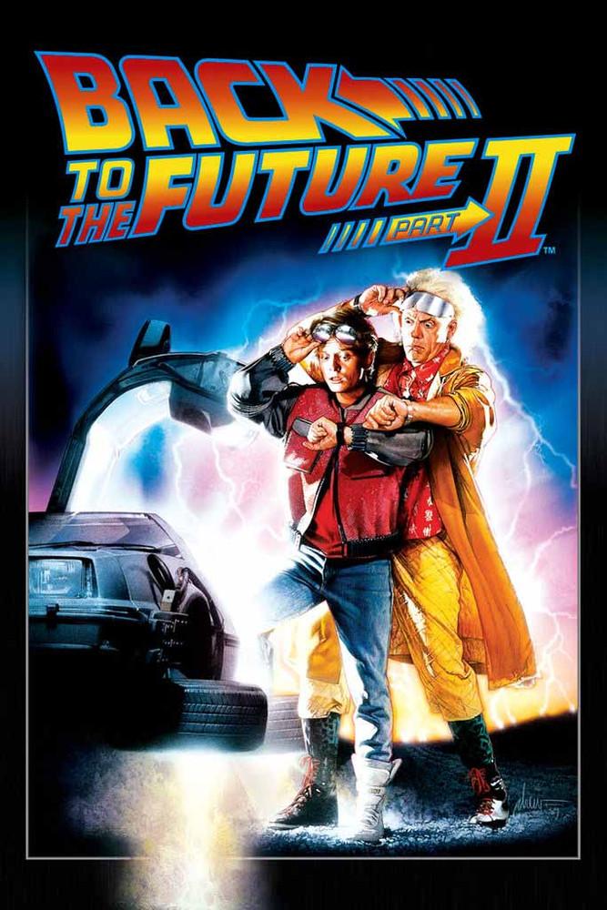 Back To The Future II [Vudu HD or Movies Anywhere HD via Vudu]