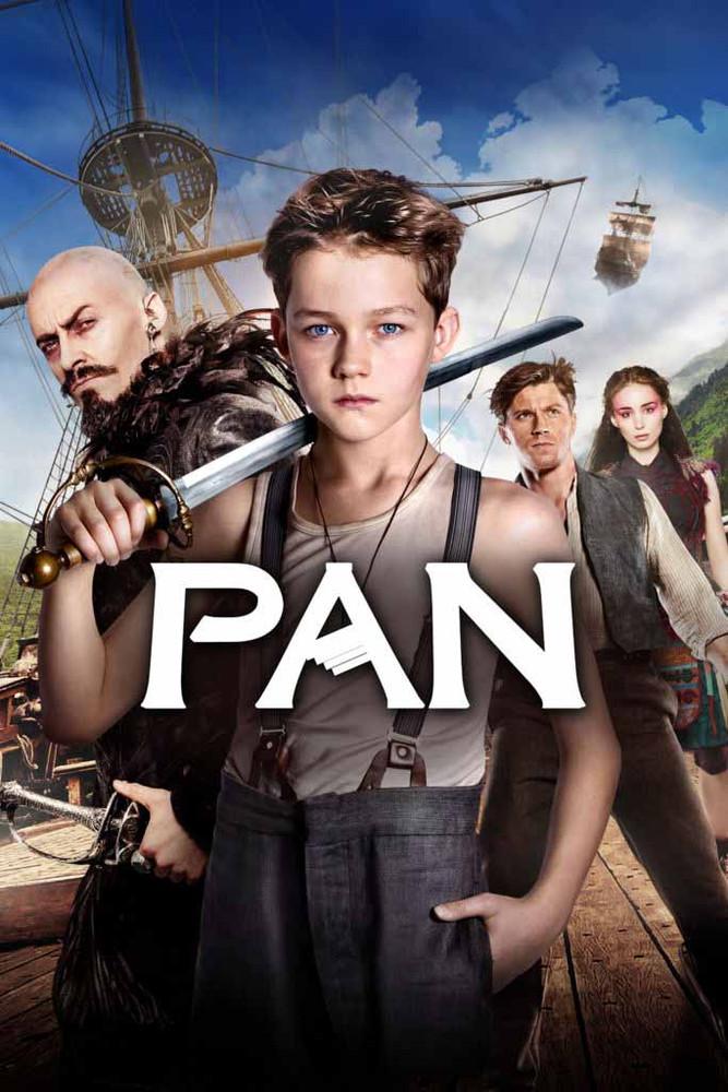 Pan [UltraViolet 4K]
