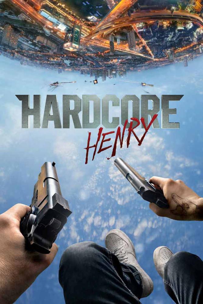 Hardcore Henry [Vudu HD or Movies Anywhere HD  via Vudu]