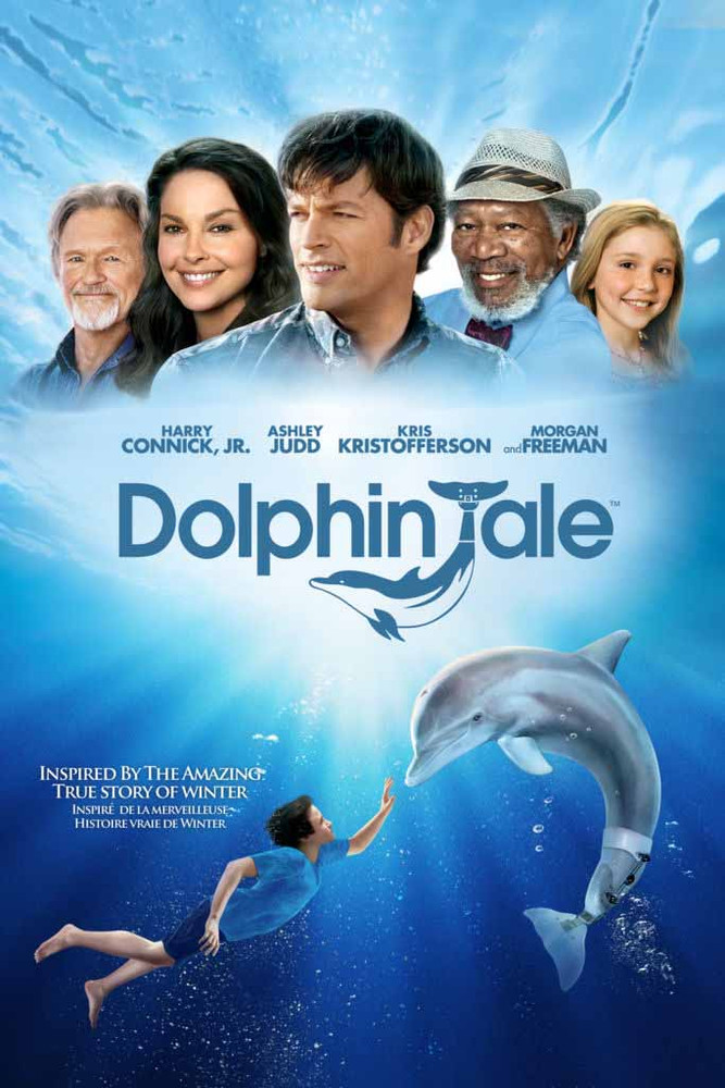 Dolphin Tale [Movies Anywhere HD, Vudu HD or iTunes HD via Movies Anywhere]