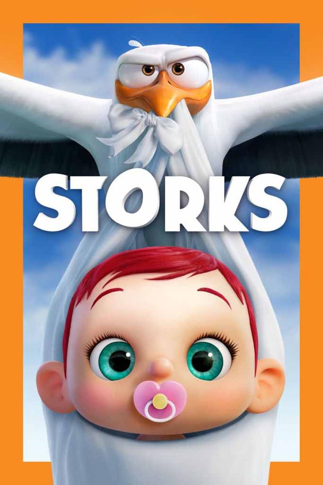 Storks [Vudu 4K or iTUnes 4K via Movies Anywhere]