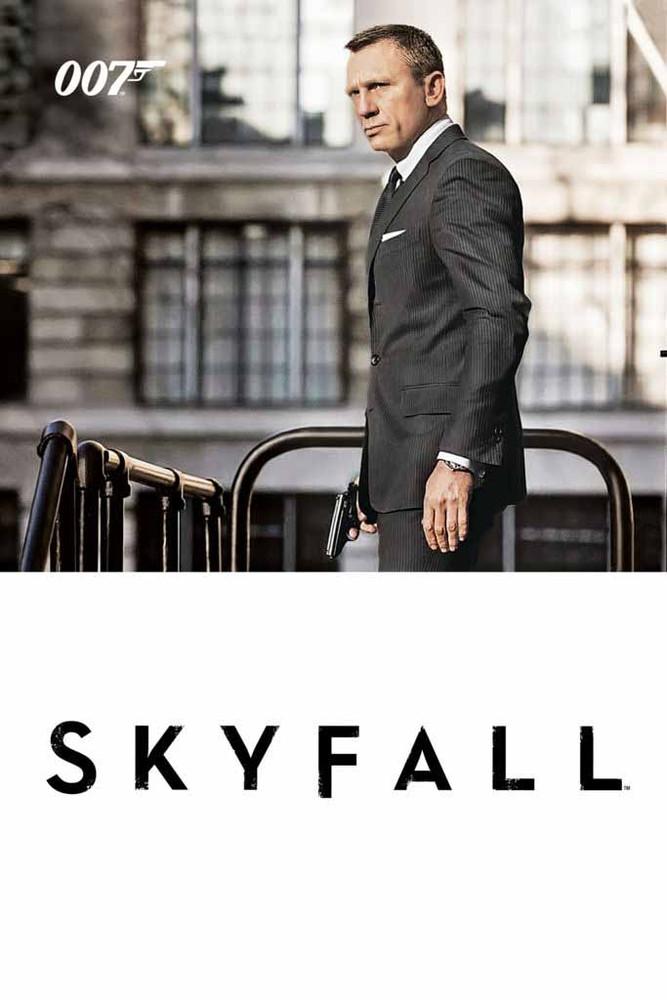 Skyfall [Vudu HD]