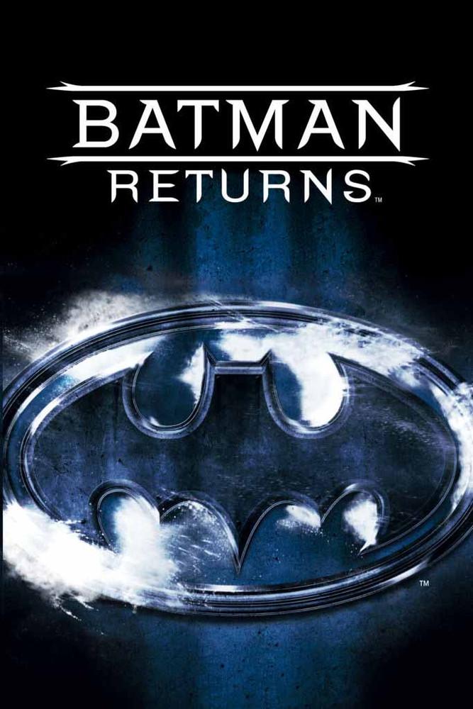 Batman Returns [Movies Anywhere HD, Vudu HD or iTunes HD via Movies Anywhere]