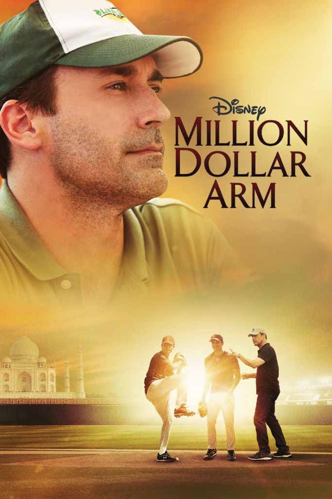 Million Dollar Arm [Movies Anywhere HD, Vudu HD or iTunes HD via Movies Anywhere]