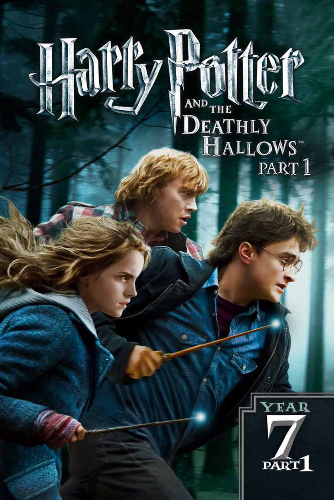 Harry Potter and the Deathly Hallows Part 1 [UltraViolet 4K or iTunes 4K via Movies Anywhere]