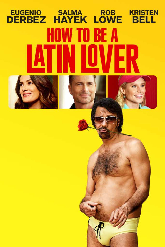How To Be A Latin Lover [Vudu HD]