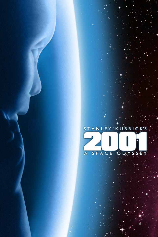 2001: A Space Odyssey  [Vudu 4K or iTunes 4K via Movies Anywhere]