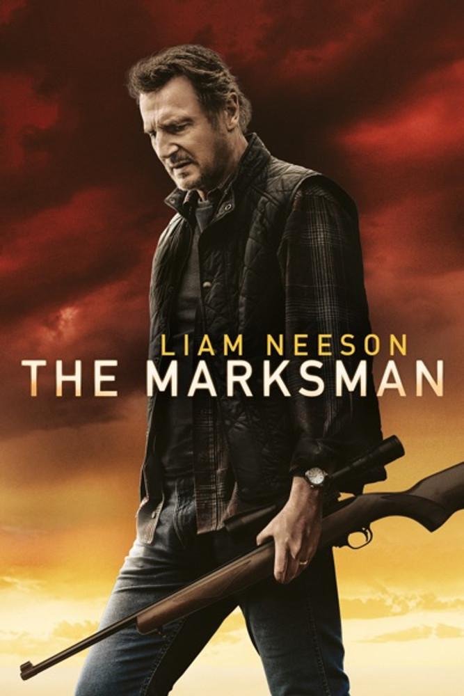 Marksman [Movies Anywhere HD, Vudu HD or iTunes HD via Movies Anywhere]