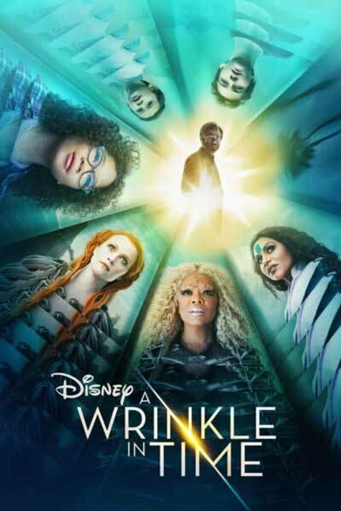 A Wrinkle In Time [Google Play] Transfers To Movies Anywhere, Vudu & iTunes