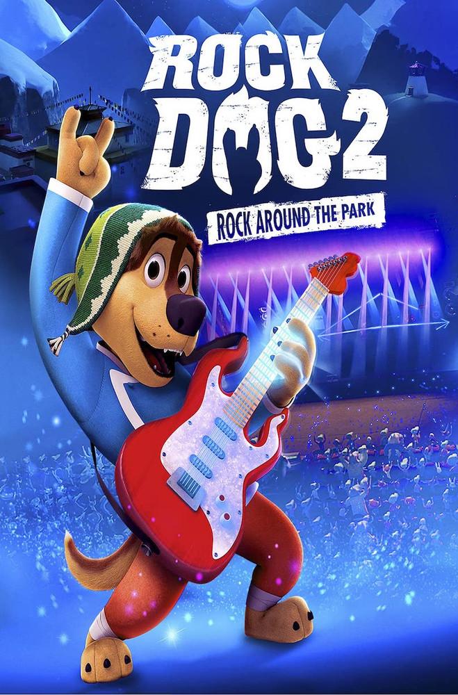 Rock Dog 2: Rock Around The Park [Vudu HD or iTunes HD]