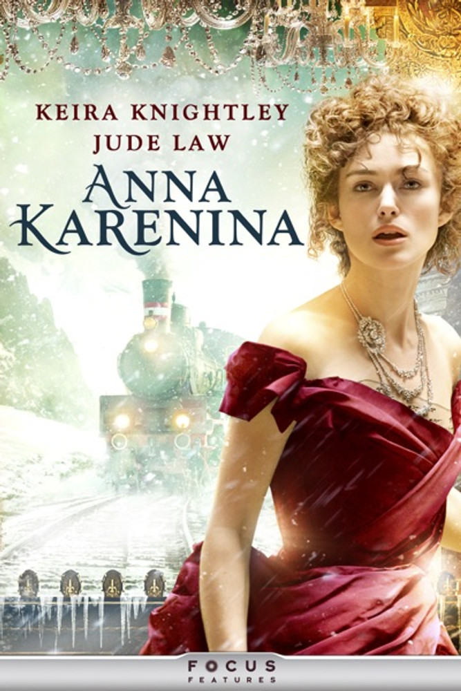 Anna Karenina [Movies Anywhere HD, Vudu HD or iTunes HD via Movies Anywhere]