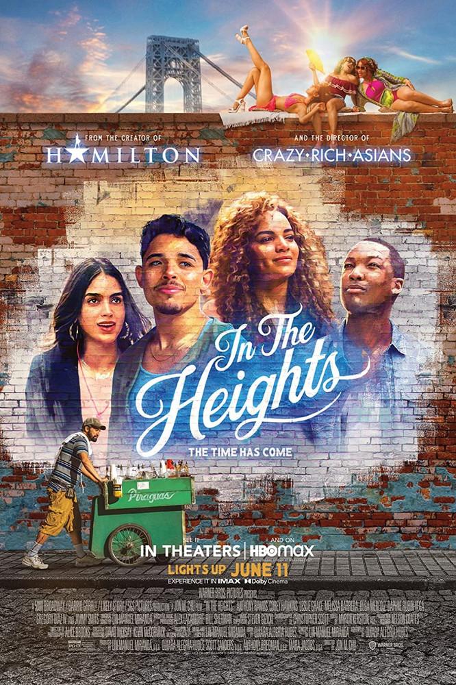 In The Heights [Movies Anywhere HD, Vudu HD or iTunes HD via Movies Anywhere]