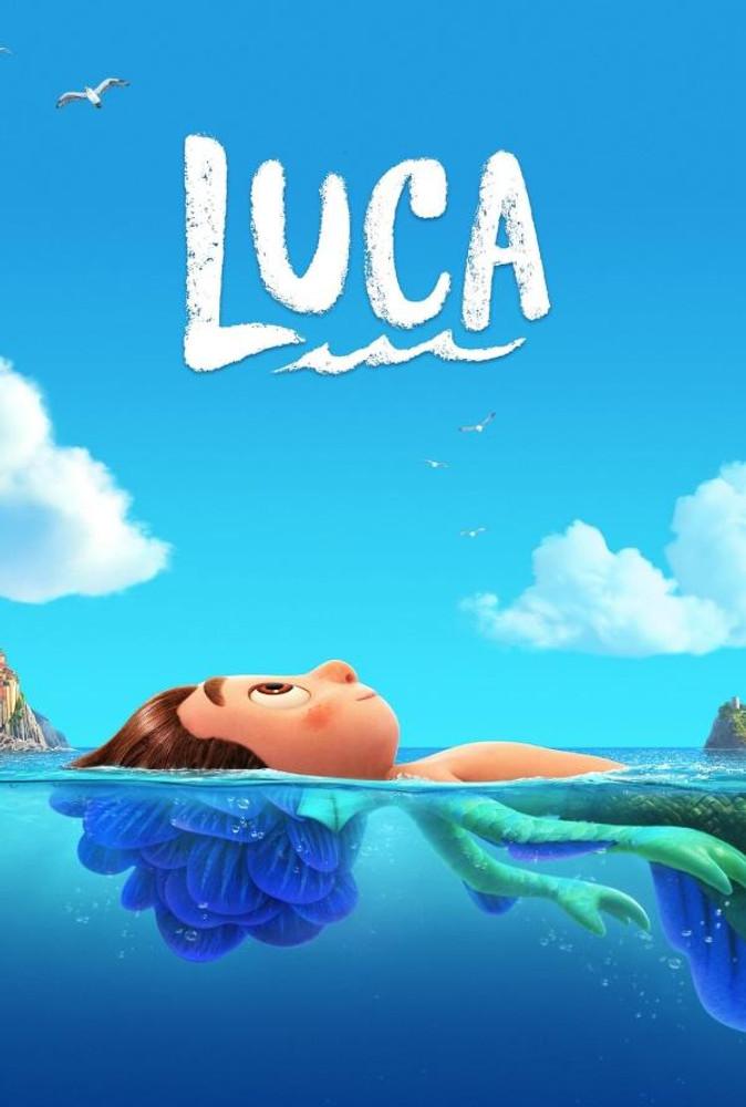 Luca [Movies Anywhere 4K, Vudu 4K or iTunes 4K via Movies Anywhere]