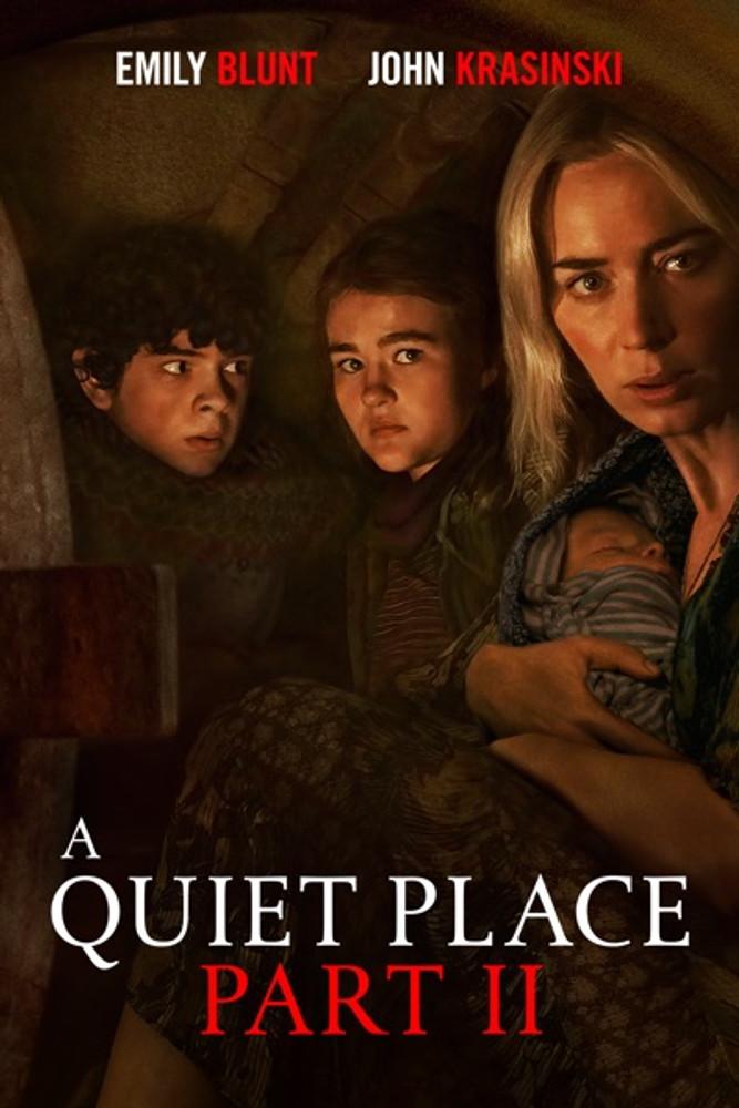 A Quiet Place Part 2 [Vudu HD or iTunes 4K]
