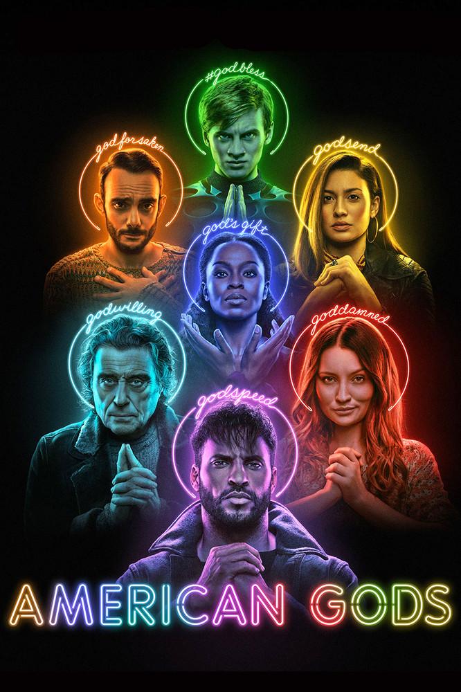 American Gods Season 3 [Vudu HD]